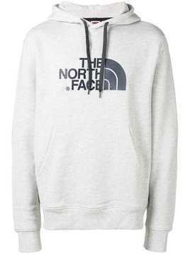The North Face logo hoodie - Grey