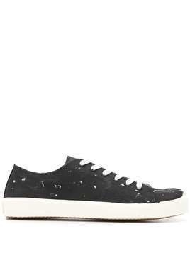 Maison Margiela Tabi toe sneakers - Black