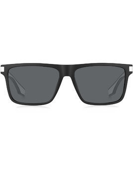 Marc Jacobs Eyewear square tinted sunglasses - Black