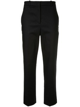 Jil Sander Navy slim-fit tailored trousers - Blue