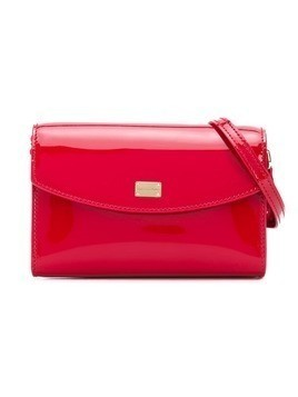 Dolce & Gabbana Kids small shoulder bag - Red
