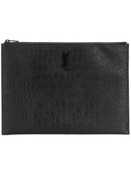 Saint Laurent Monogram pouch - Black