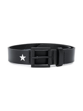 Givenchy Kids star-detail belt - Black