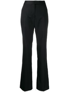 Stella McCartney high waisted tailored trousers - Black
