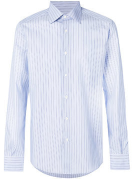 Fashion Clinic Timeless classic striped shirt - Blue