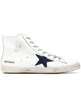 Golden Goose Francy hi-top sneakers - White