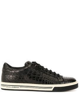 Dolce & Gabbana Rome low-top sneakers - Black