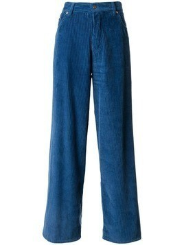 Maggie Marilyn Strike A Chord trousers - Blue