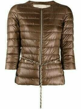 Herno padded down jacket - Brown