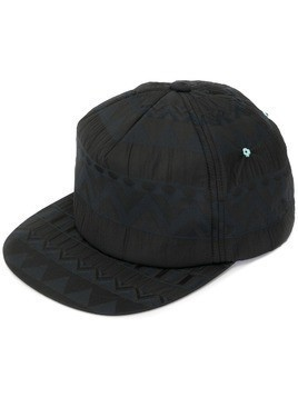 A(Lefrude)E patterned cap - Black