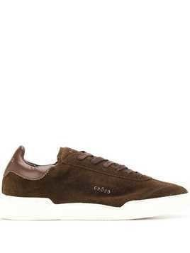 Ghoud lace-up sneakers - Brown