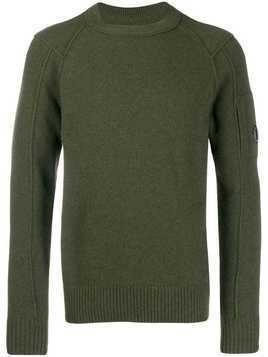 CP Company relaxed sweater - Green