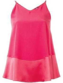Jil Sander Navy cami top - Red