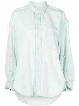 Citizens of Humanity Kayla button-up shirt - Blue