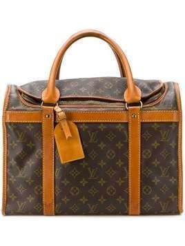 Louis Vuitton Pre-Owned monogram travel bag - Brown