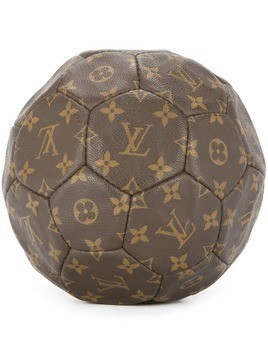 Louis Vuitton Pre-Owned Footbal France World Cup Limited handbag - Brown
