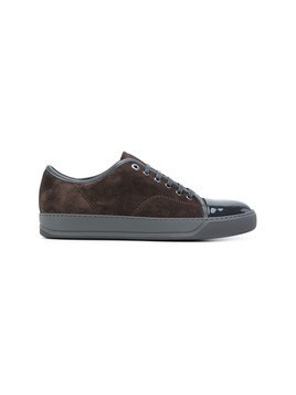 Lanvin basket sneakers - Grey