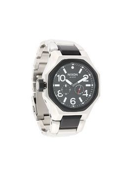 Nixon octagonal watch - Metallic
