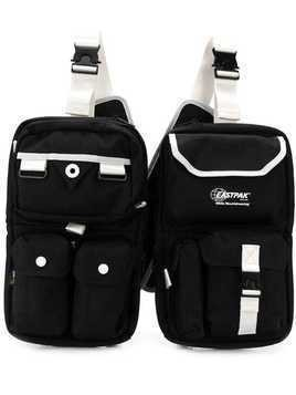 Eastpak multi-compartment vest bag - Black