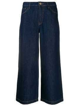 Essentiel Antwerp wide leg jeans - Blue