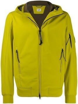 CP Company zipped wind breaker - Yellow