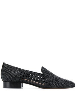 Souliers Martinez Gerona loafers - Black