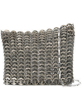 Paco Rabanne metal mesh small shoulder bag - Metallic