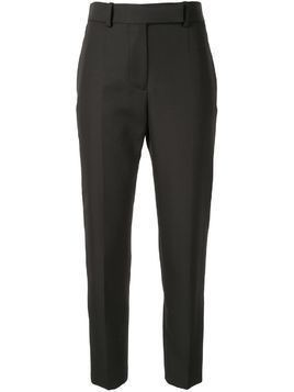 Haider Ackermann high rise slim fit trousers - Black