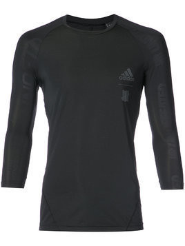 Adidas Alphaskin tech top - Black
