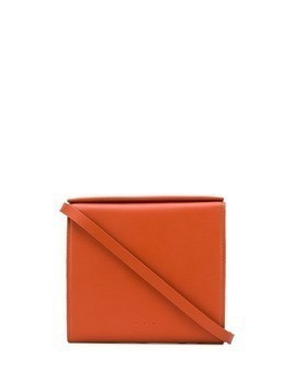 Aesther Ekme square clutch bag - Orange