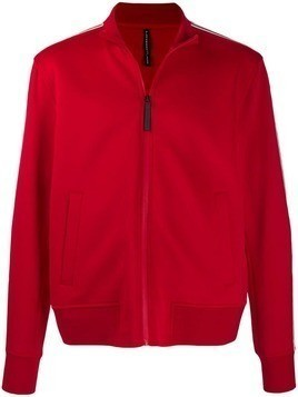 Blackbarrett jersey track jacket - Red