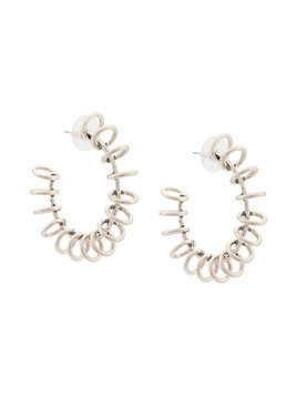 Dannijo Sargent earrings - Grey