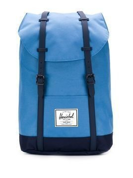 Herschel Supply Co. Retreat contrasting strap backpack - Blue