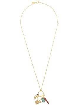 Iosselliani Puro pendant necklace - GOLD
