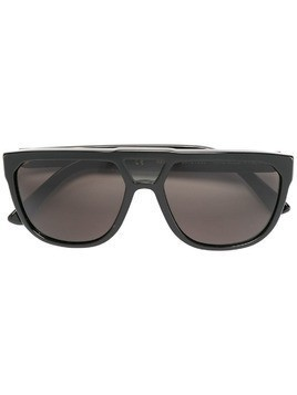 Wesc square frame sunglasses - Black