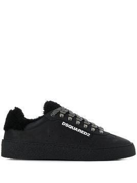 Dsquared2 low-top sneakers - Black