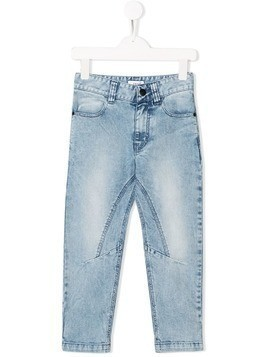 Dkny Kids slim-fit jeans - Blue