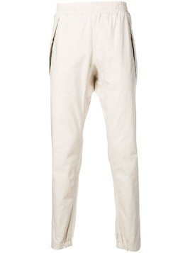 Low Brand elastic waist trousers - Neutrals