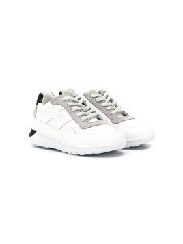 Hogan Kids Interactive sneakers - White