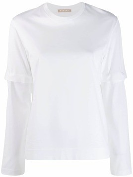 Nehera Tolla light jersey T-shirt - White