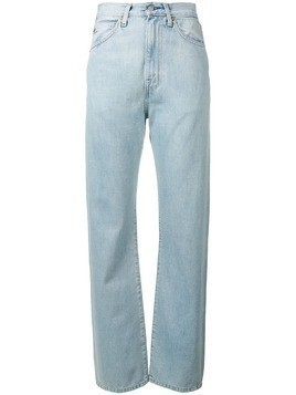 Levi's Vintage Clothing high-waisted straight leg jeans - Blue