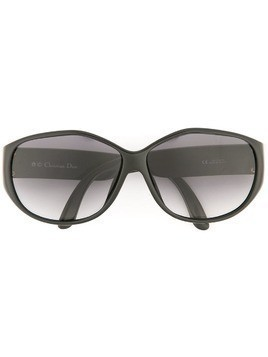 Christian Dior Pre-Owned sunglasses eye wear - Black