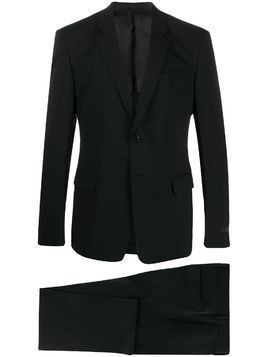 Prada single-breasted two-piece suit - Black