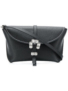 3.1 Phillip Lim embellished buckle bag - Black