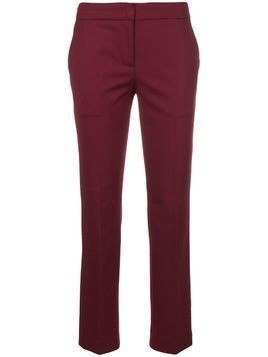 Twin-Set slim trousers - Red