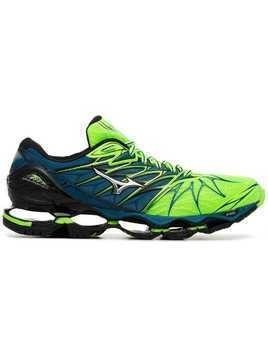 Mizuno X Browns Green Miz Wave Prophecy 7 Sneaker - Blue
