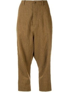 Forme D'expression Baggy trousers - Brown