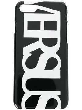 Versus iPhone 8 logo case - Black