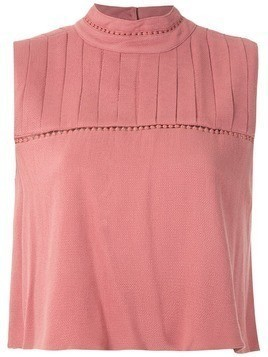 Olympiah Hagia cropped top - PINK