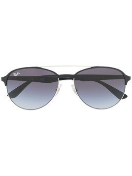 Ray-Ban round frame sunglasses - Black